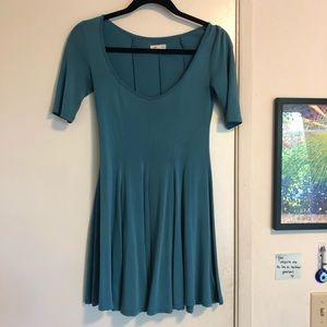 Silence + noise mini dress xs
